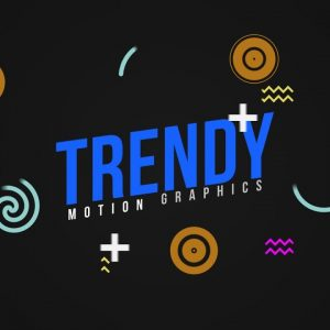Text Motion Graphics
